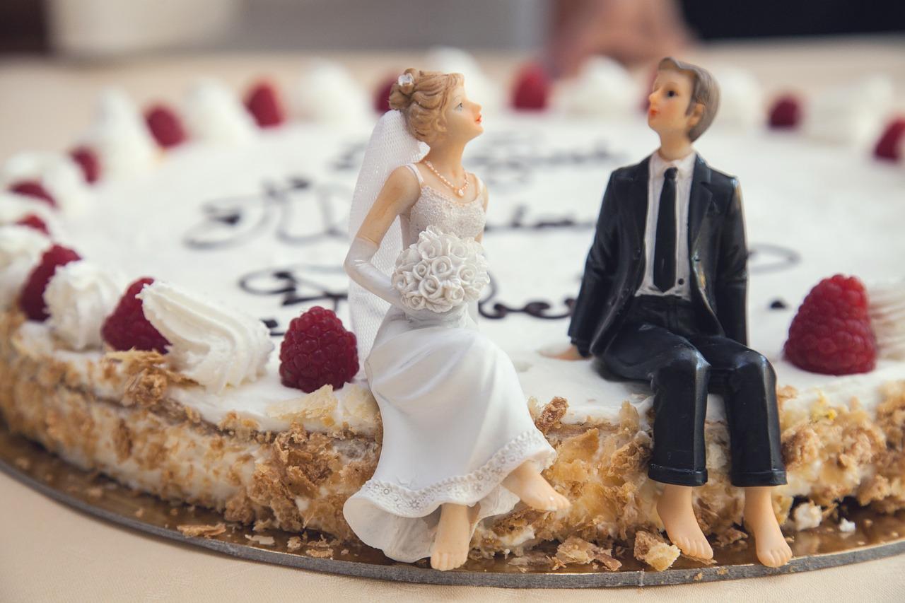 Special Wedding Cake
